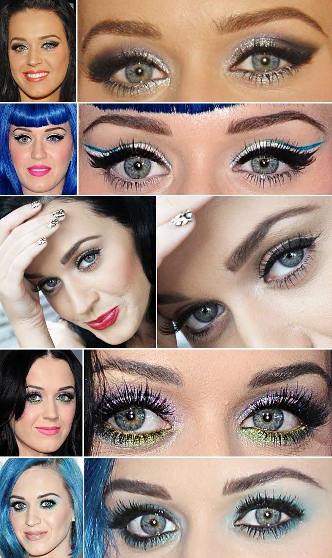 Maquiagem da Celebridade: Katy Perry