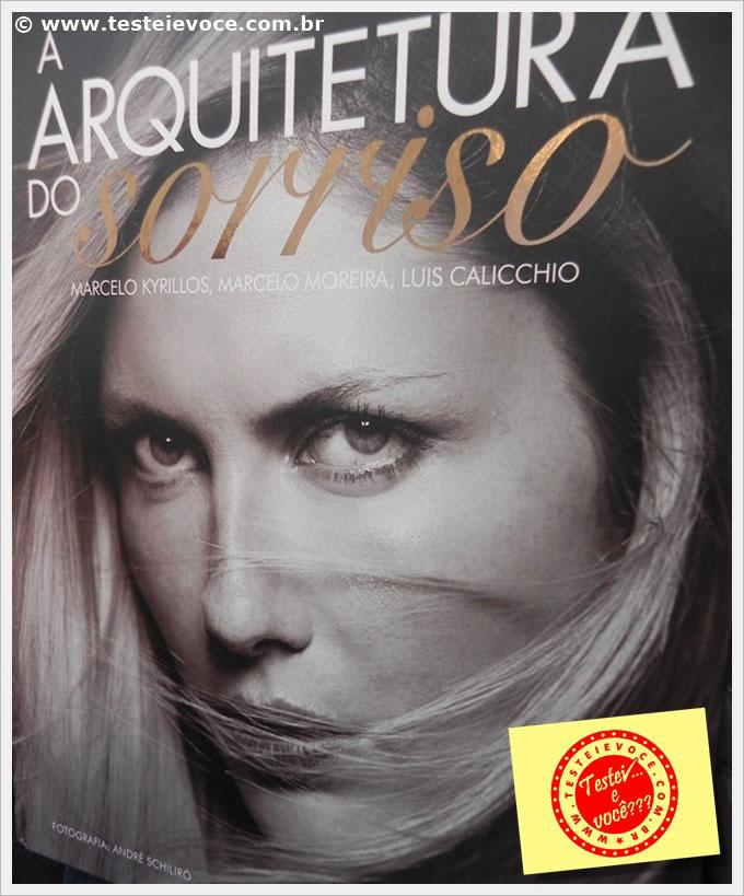 """Livro """"Arquitetura do Sorriso"""""""
