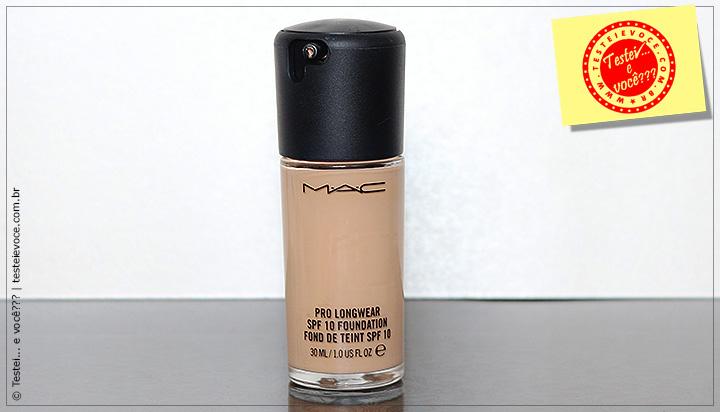Base Pro Longwear - MAC