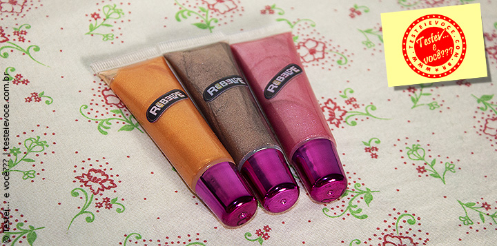 LipGloss RBD Flavors - Fenzza Make Up