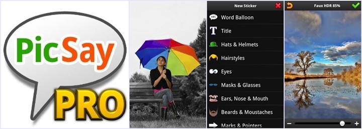 Aplicativos para Celulares Android - Fotografias