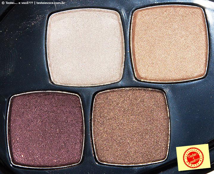 Quarteto de Sombras (Terra Bronze) Make B. - oBoticário