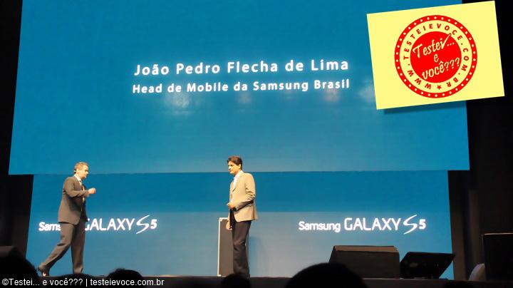 Samsung Galaxy S5 - #GalaxyS5Brasil