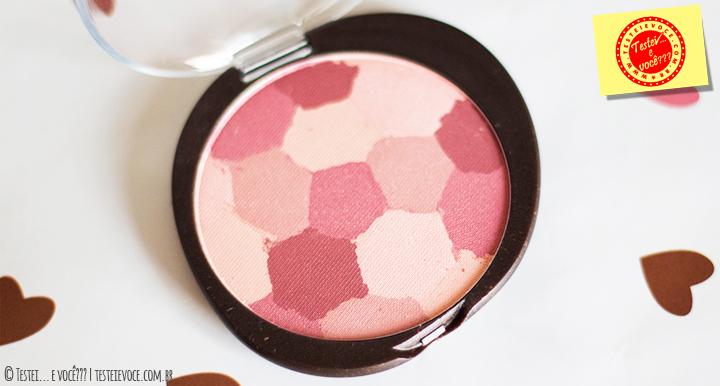 Blush Mosaico Rosado - Natura