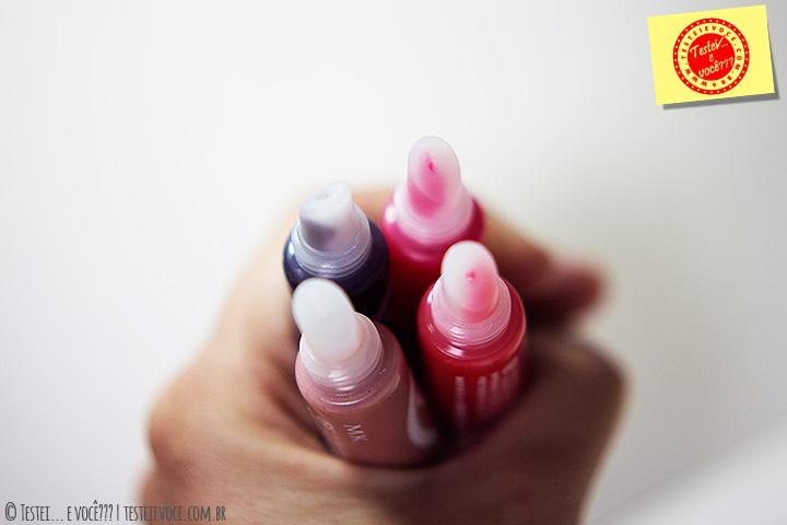 Maquiagem: Glosses Labial Jelly At Play - Mary Kay