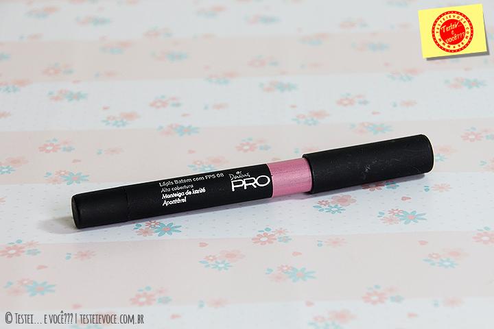 Lápis Batom com FPS 08 - Dailus Pro