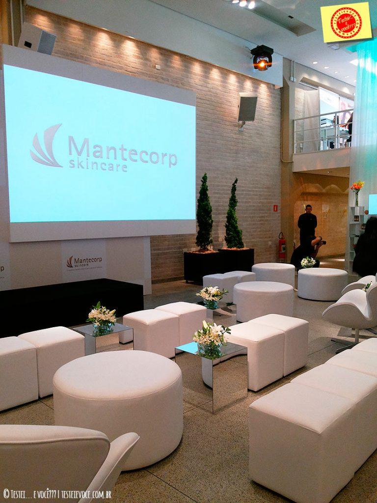 Evento: Lançamentos Mantecorp Skincare!