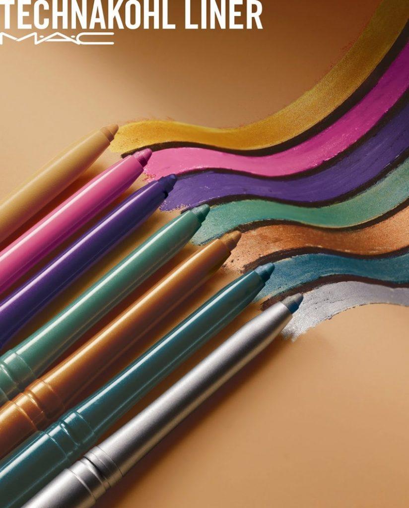 Lançamento: Novas cores dos lápis Technakohl Liner da MAC Cosmetics