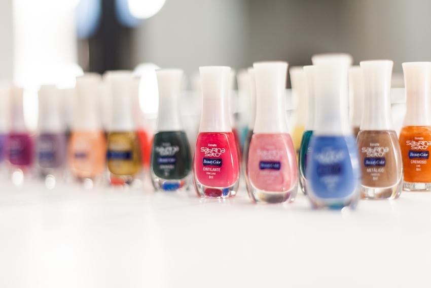 Confira o passo a passo de unhas que Sabrina Sato fez para Beauty Color!