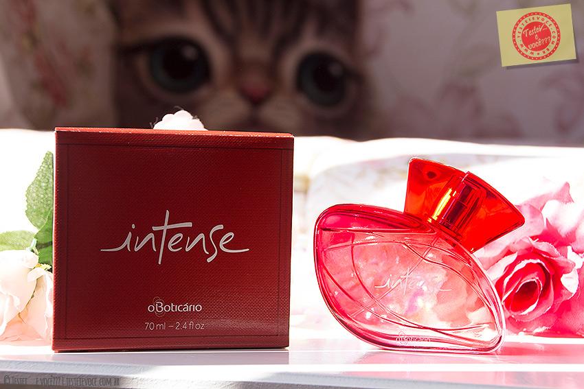 Perfume: Intense - oBoticário