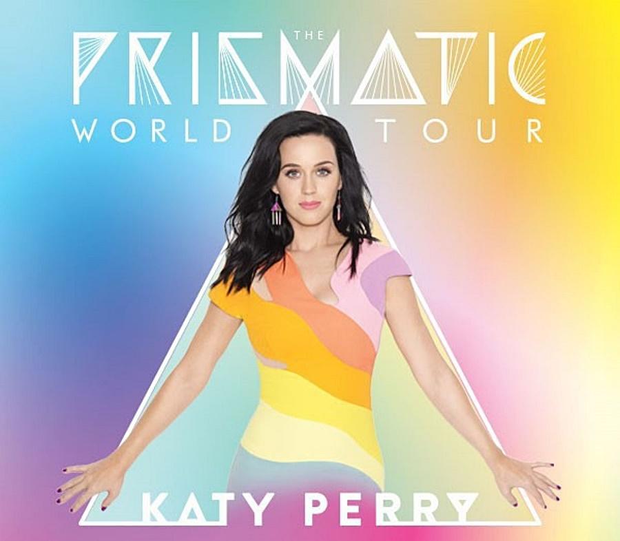 Fui ali no Show da Katy Perry e já volto!
