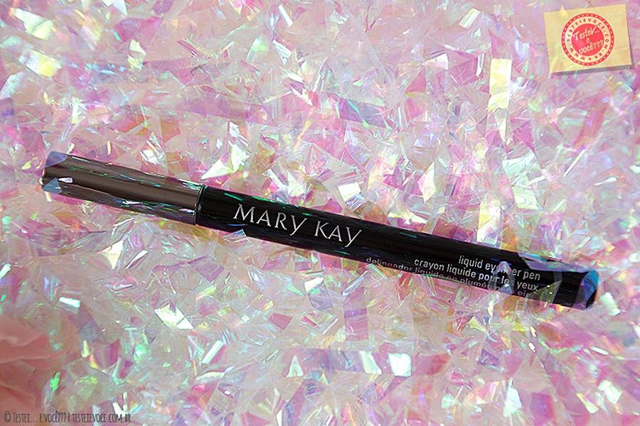 Delineador Líquido em Caneta - Mary Kay