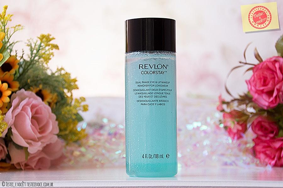Demaquilante Bifásico Colorstay - Revlon