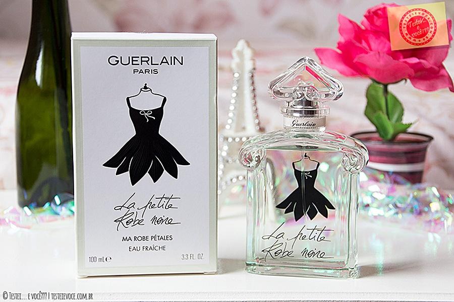 Perfume guerlain la petite robe noire resenha