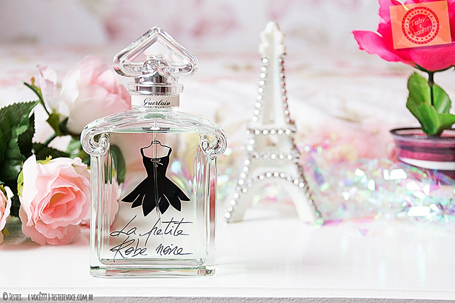 Perfume: La Petite Robe Noire My Petal Dress - Guerlain