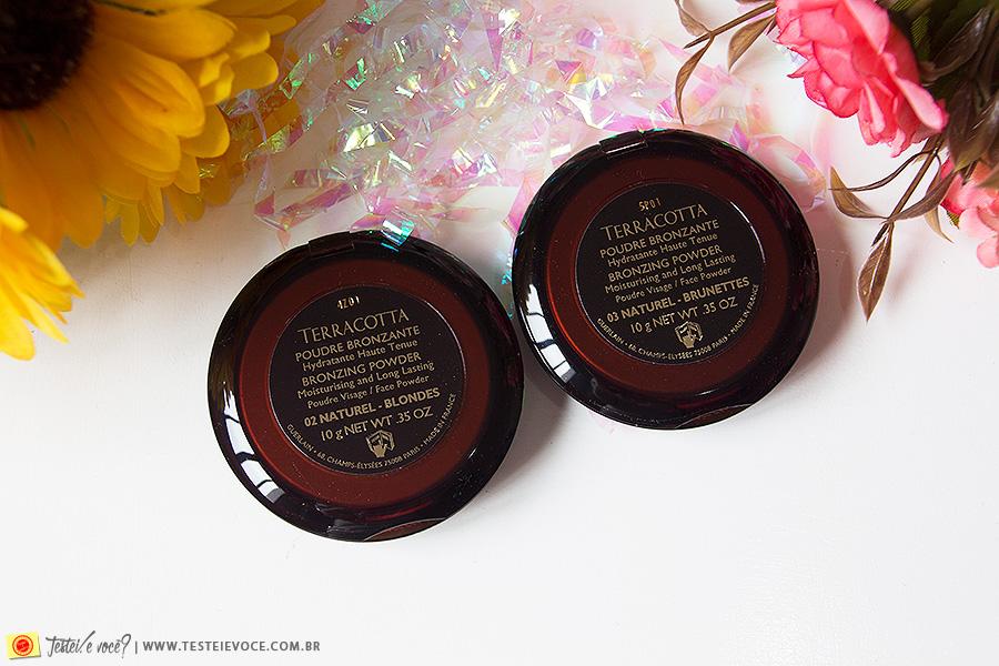 Pó Bronzeador Terracotta Poudre Bronzante Hydratante Haute Tenue - Guerlain